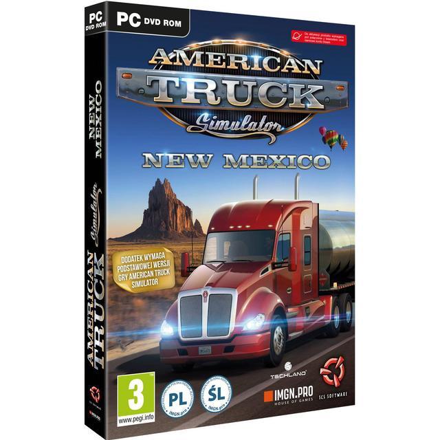 American Truck Simulator: New Mexico