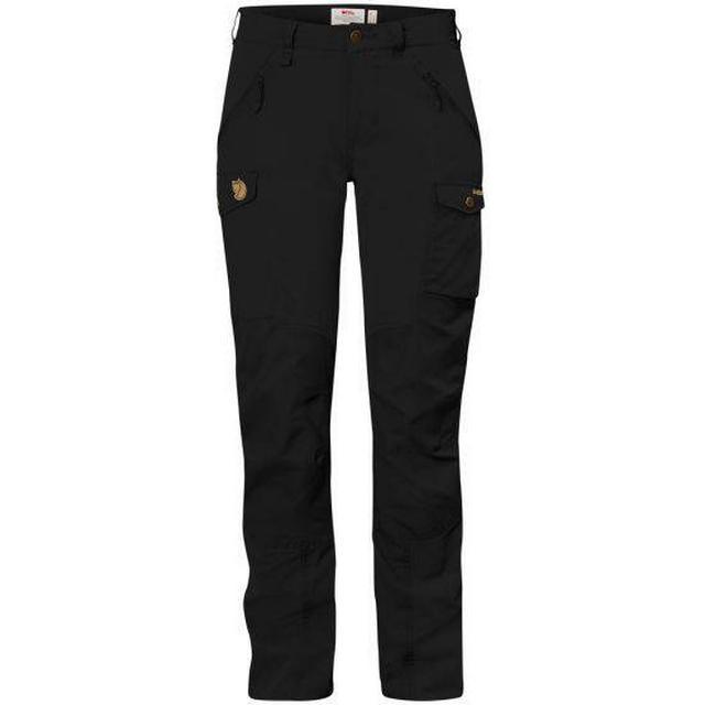 Fjällräven Nikka Curved Trousers - Black