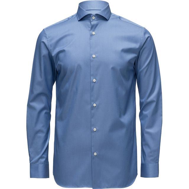 Selected Slim Fit Shirt - Blue/Skyway