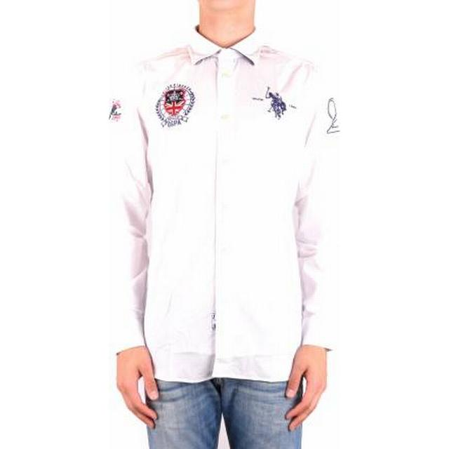 U.S Polo Assn. Camicia - White