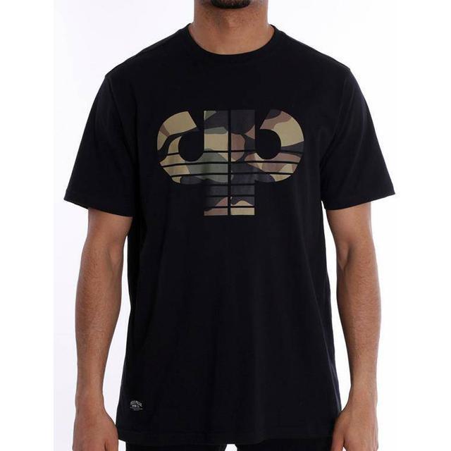 Pelle Pelle Camo Icon T-shirt - Black