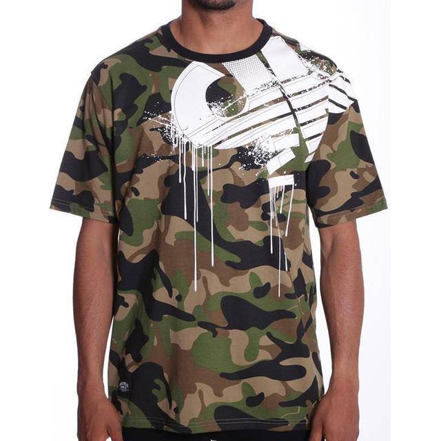 Pelle Pelle Demolition T-shirt Woodland Camouflage