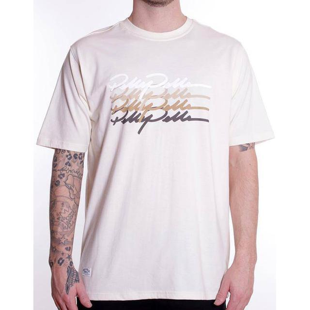 Pelle Pelle Quadruple T-shirt - White