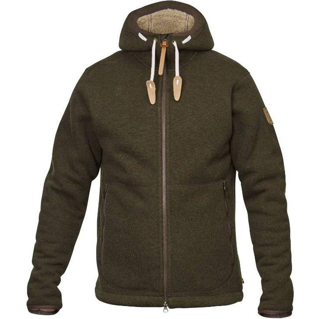 Fjällräven Polar Fleece Jacket - Dark Olive