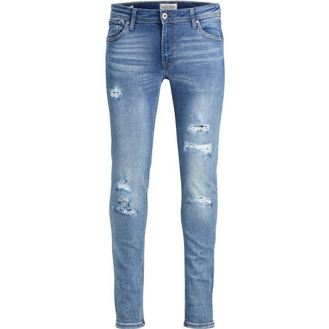 Jack & Jones Liam Original AM 717 50SPS Noos Skinny Fit Jeans - Blue/Blue Denim