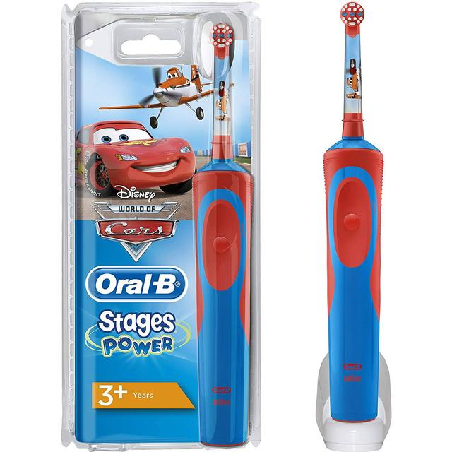 Oral-B Stages Power Kids Rechargeable Disney Cars & Planes 3+