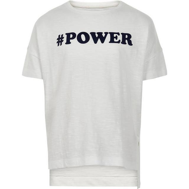 Minymo T-shirt - White (140879-1000)