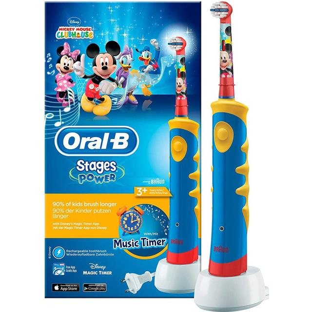 Oral-B Stages Power Kids Rechargeable Disney Mickey Mouse Advance Power 950TX