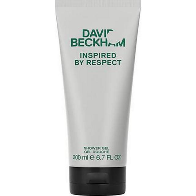 David Beckham Inspired by Respect Shower Gel 200ml