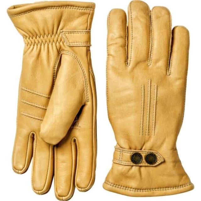 Hestra Tällberg Gloves - Natural Yellow