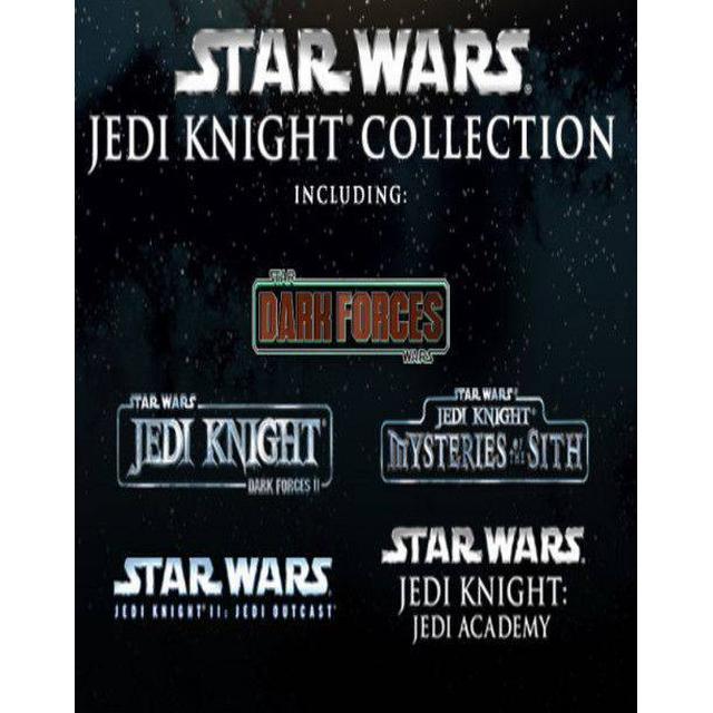 Star Wars: Jedi Knight - Collection