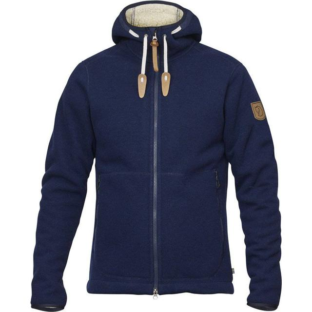 Fjällräven Polar Fleece Jacket - Navy