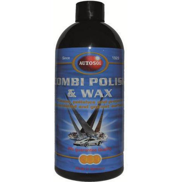 Autosol Combi Polish & Wax 500ml