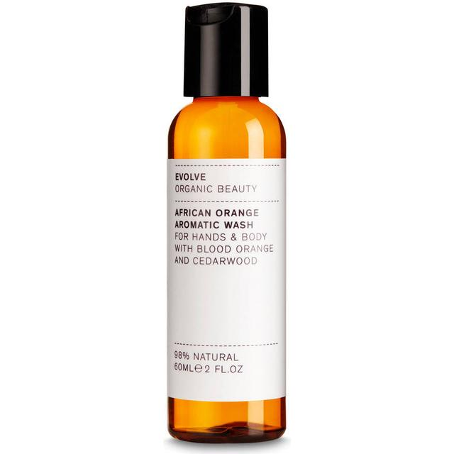 Evolve African Orange Aromatic Wash 60ml