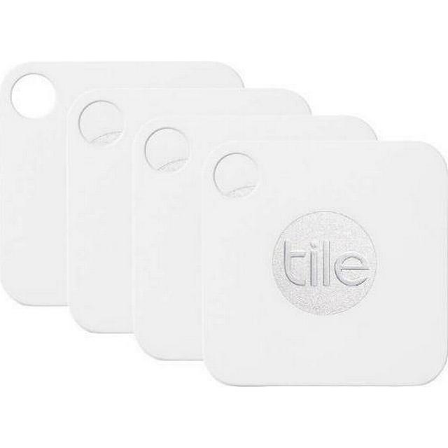 Tile Mate 4 Pack Gps Og Bluetooth Tracker Se Priser 4