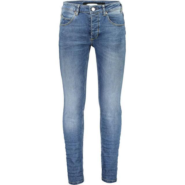 Gabba Rey Jeans Lt - Mid Blue