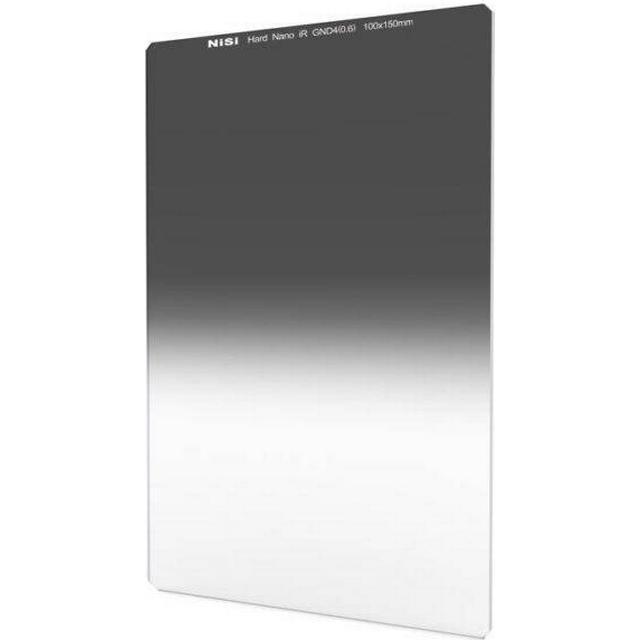 NiSi Hard Nano IR GND4 100x150mm 2stops