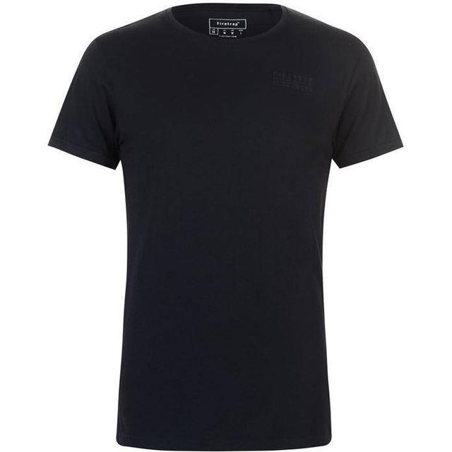 Firetrap Trek T-shirt - Navy