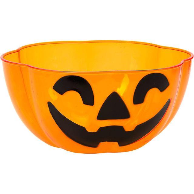Hisab Joker Candy Bowl Pumpkin (92119)