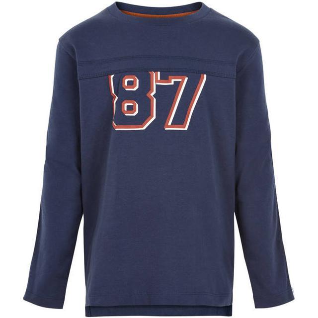 Minymo T-shirt - Indigo Blue (150949-7140)