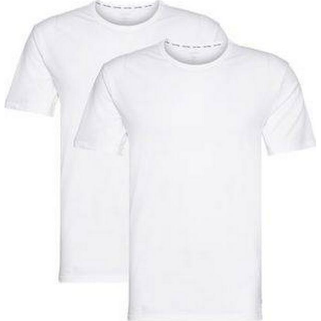 Calvin Klein Modern Cotton T-shirt 2-pk Hvid