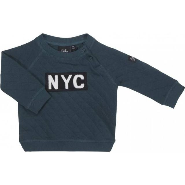 Petit by Sofie Schnoor Sweat NYC - Petrol (P183340)
