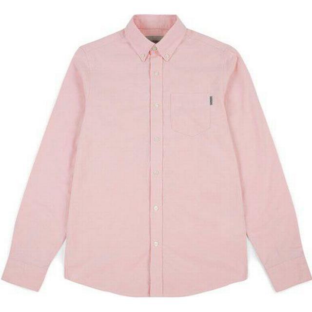 Carhartt L/S Button Down Pocket Shirt Sandy Rose