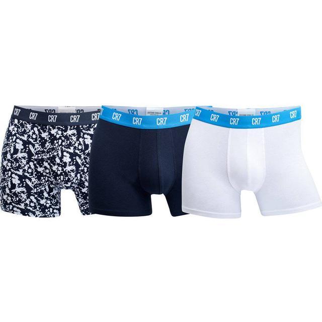 CR7 Boxer 3-pack Multi/Blue/White