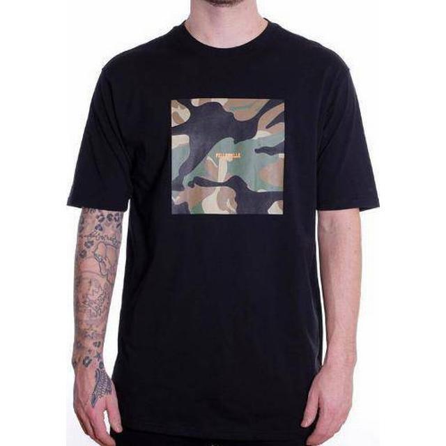 Pelle Pelle Box Camo T-shirt Black
