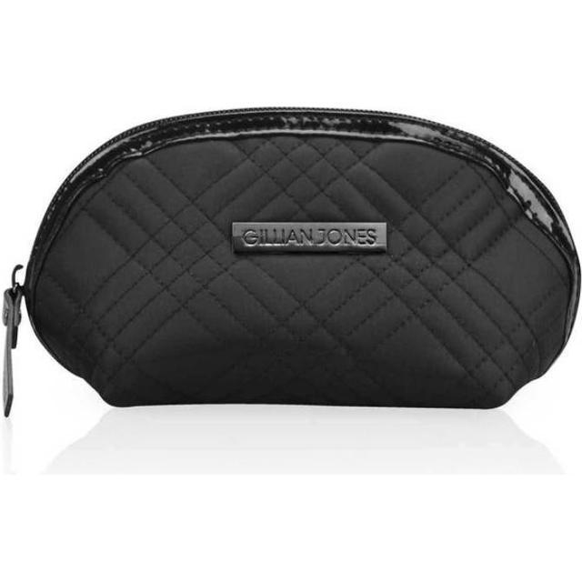 Gillian Jones Cosmetic Bag - Black