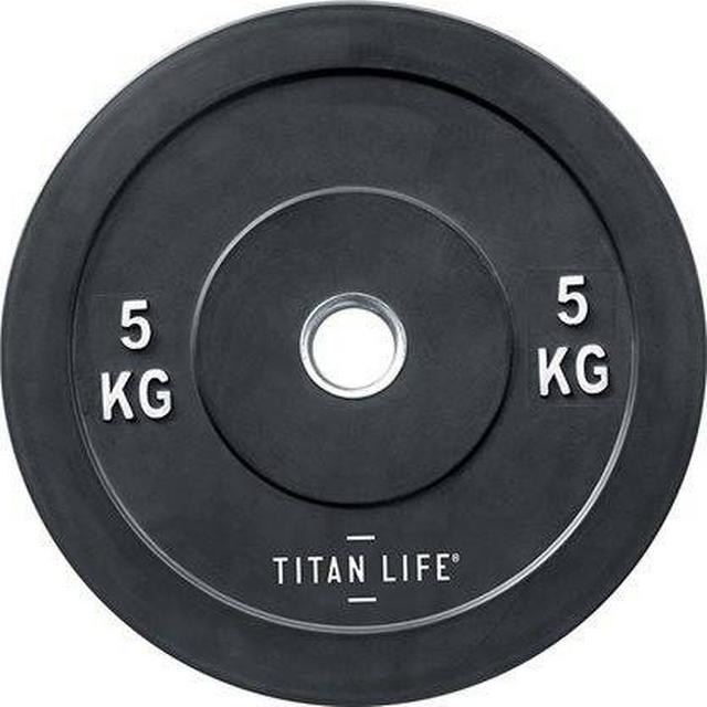 Titan Life Bumper Plate 5kg