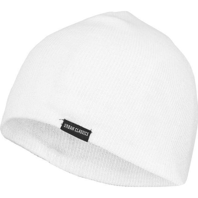 Urban Classics Basic Beanie - White