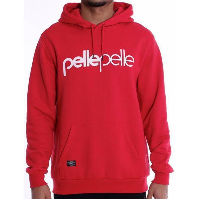 Pelle Pelle Back 2 the Basics Hoodie - Red