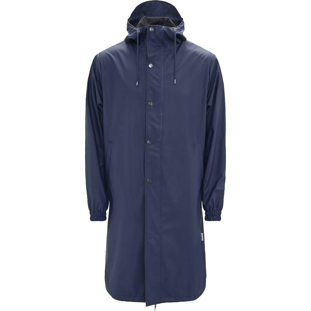 Rains Fishtail Parka Unisex - Blue