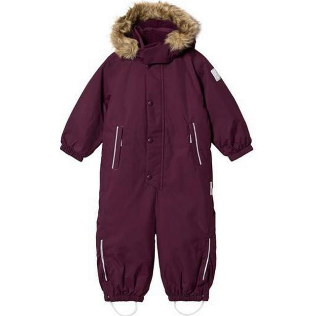 Reima Stavanger Overall Winter - Deep Purple (520237-4960)