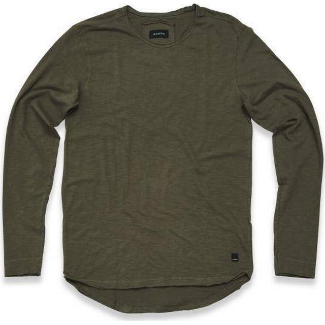 Gabba Filip Slub L/S T-shirt Army