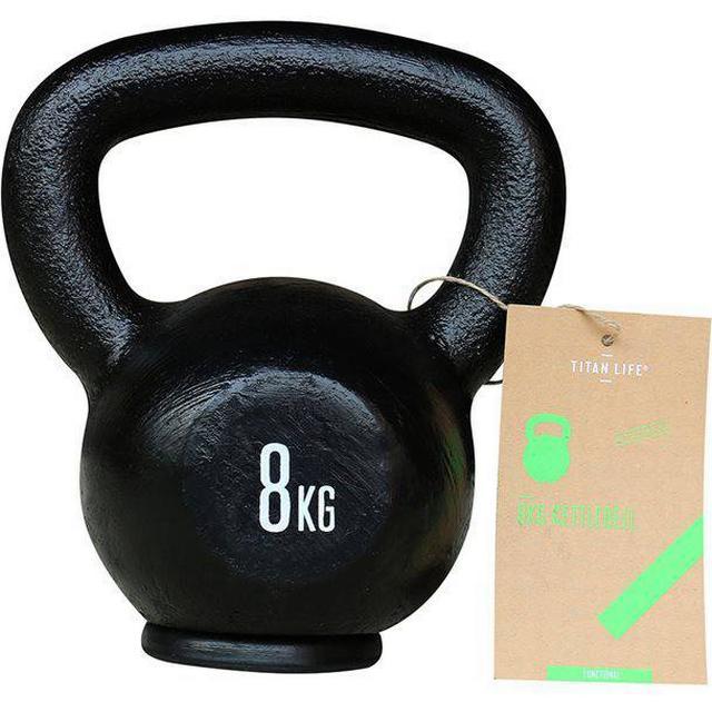 Titan Life Kettlebell 8kg