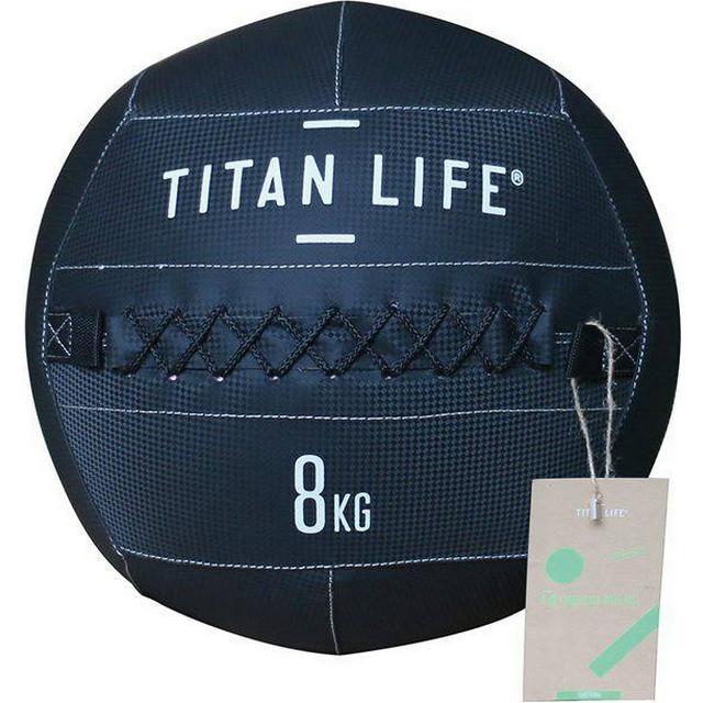 Titan Life Large Rage Wall Ball 8kg