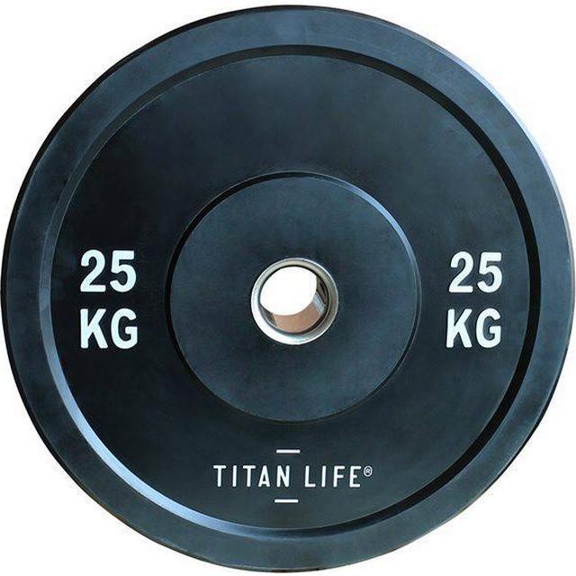 Titan Life Bumper Plate 25kg