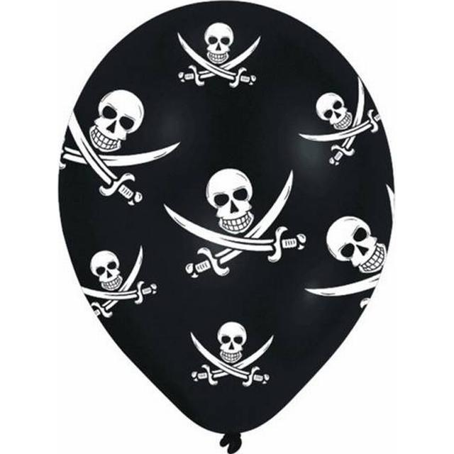 Amscan All Round Printed Jolly Roger (INT995700)