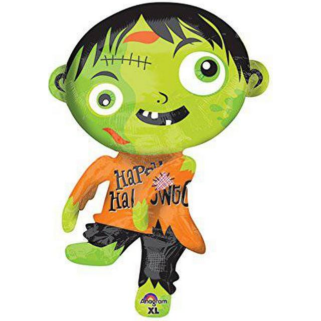 Amscan Halloween Zombie Supershape XL (3384401)