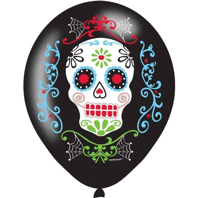 Amscan Day of the Dead (9901175)