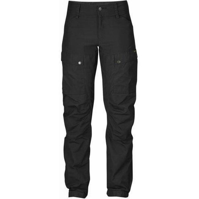 Fjällräven Keb Curved Trousers - Black/Black