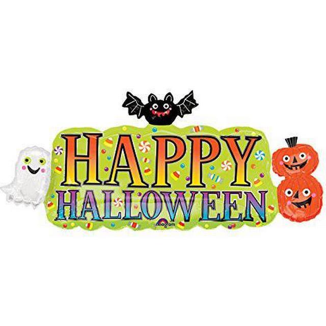 Amscan Halloween Banner SuperShape XL (3591301)