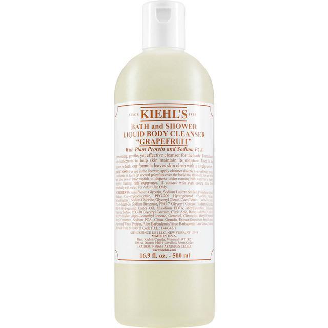 Kiehl's Bath & Shower Liquid Body Cleanser Grapefruit 500ml