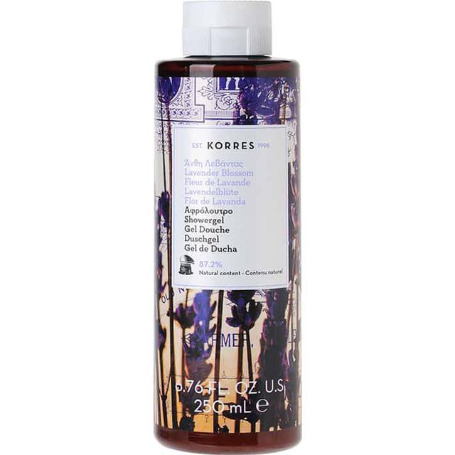 Korres Lavender Blossom Shower Gel 250ml