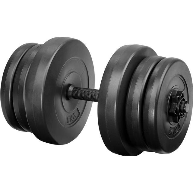 tectake Håndvægte 20kg