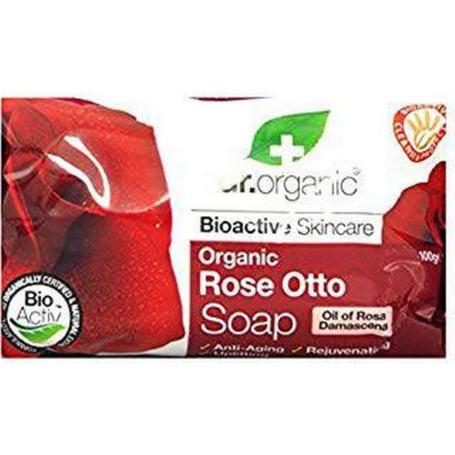 Dr. Organic Organic Rose Otto Soap 100g