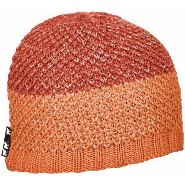 Ortovox Crochet Beanie Unisex - Shocking Orange