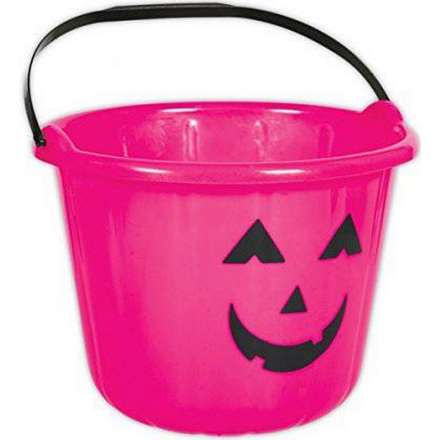 Amscan Pumpkin Buckets (260201)